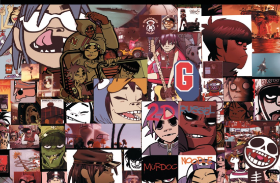 SKATEmore.pl - Gorillaz - The Singles Collection 2001 - 2011